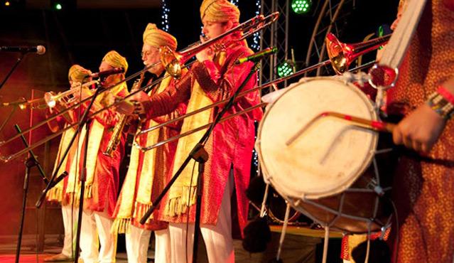 Bombay Baja Band Indian Brass Wedding Bhangra Bollywood Dhol And Uk
