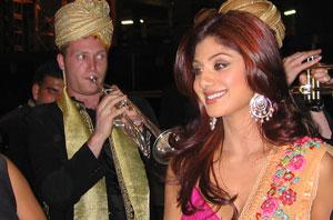 Bombay Baja Band Indian Brass Wedding